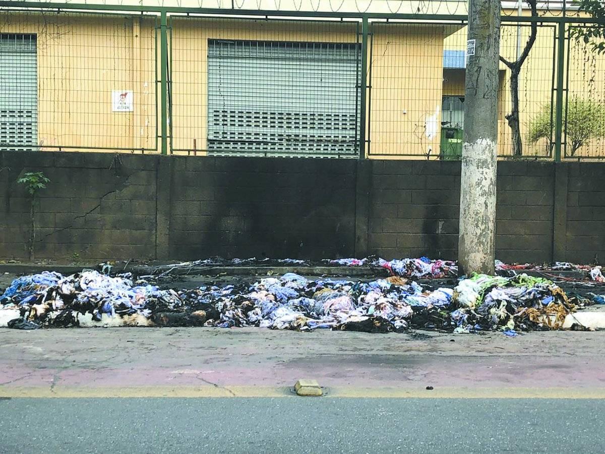Lixo - Vila Guilherme São Paulo