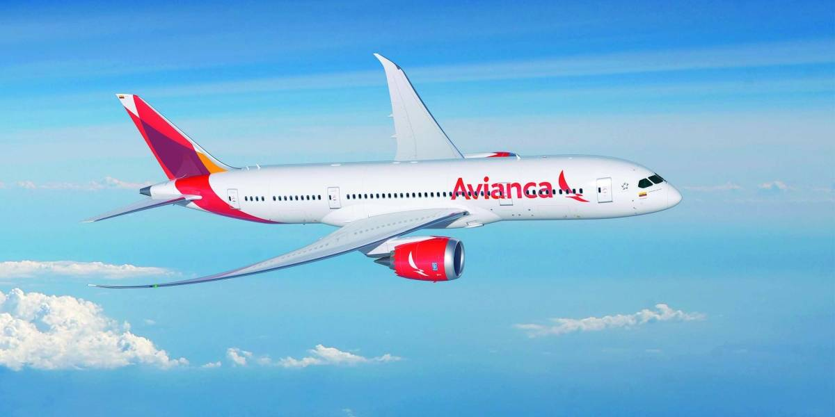 Avianca pidió la quiebra en Brasil