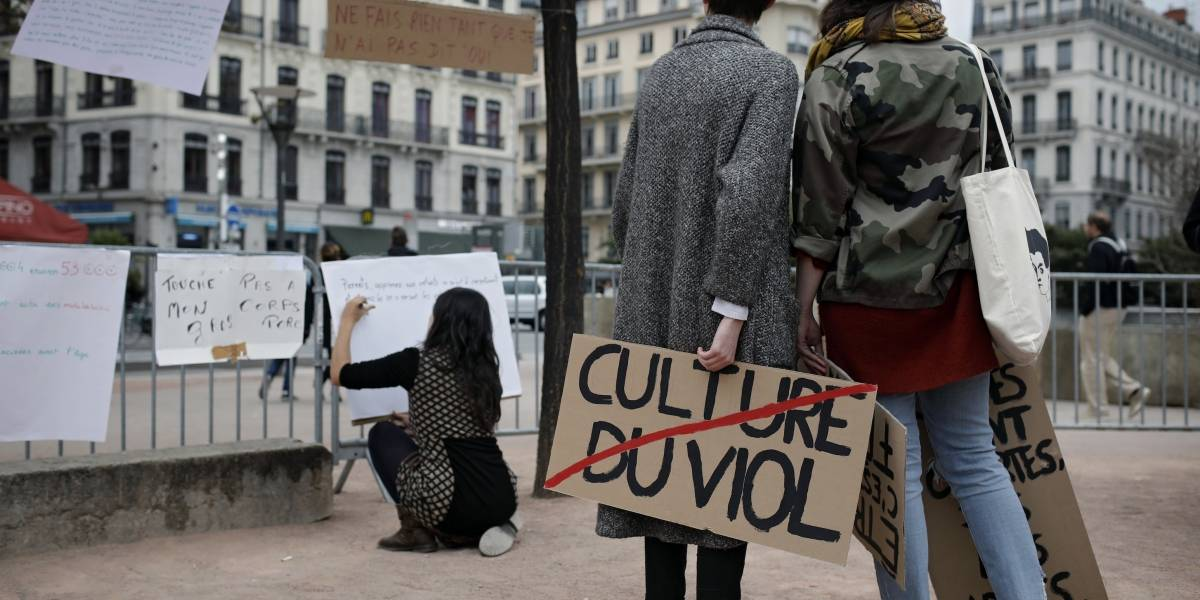 Aprueban ley contra el acoso sexual en Francia