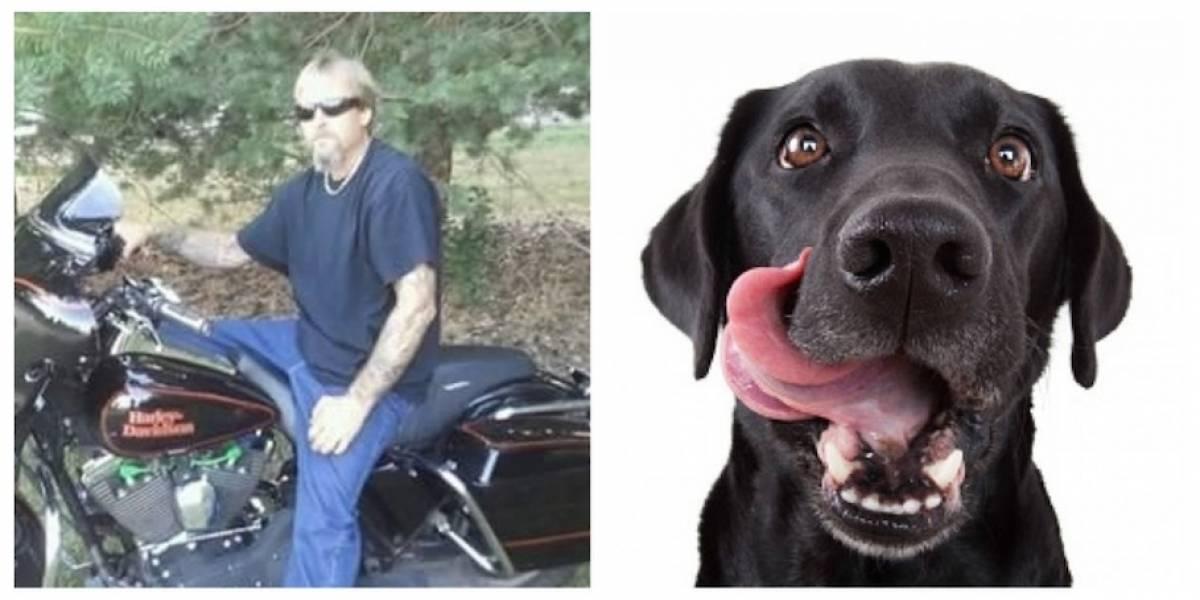 Le amputan las manos y las piernas a un hombre porque lo lamió un perro