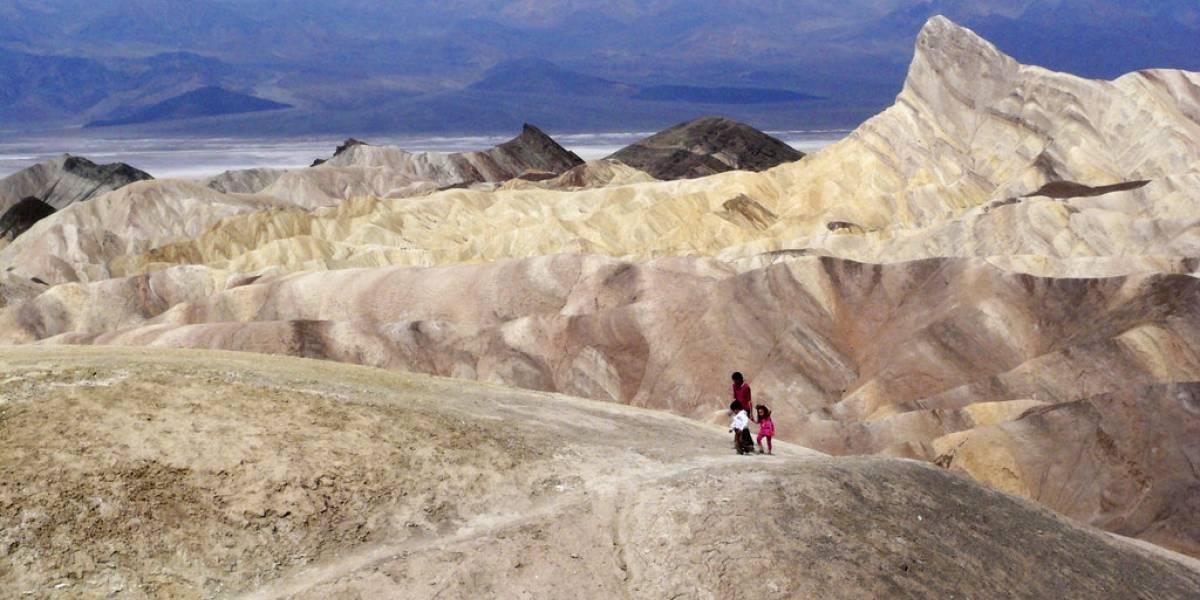 Valle de la Muerte rompe todos los récords y enfrenta los días más ardientes de la historia