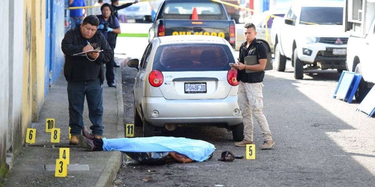 Tras fuerte discusión, dos hombres se matan a balazos en avenida Bolívar