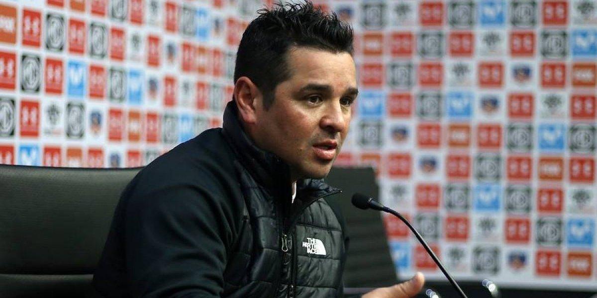"""Tapia sabe que Colo Colo está al límite ante Temuco: """"Hay que ganar todo, no tenemos más chances"""""""