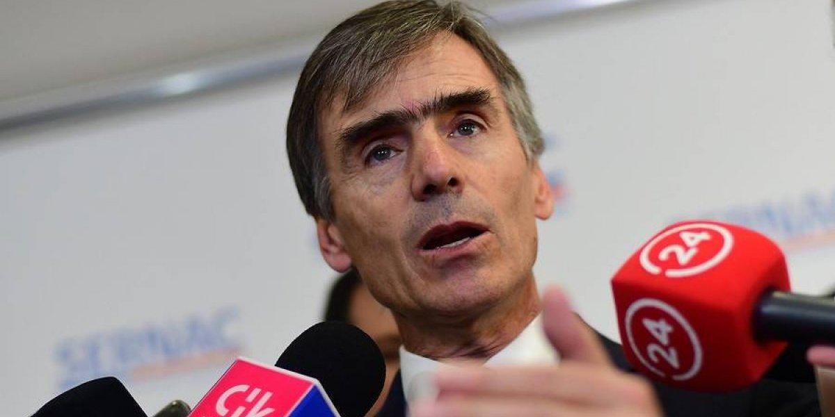 Ministro José Ramón Valente logra apoyo transversal de las pymes y emprendedores al proyecto de Ley Pago a 30 días