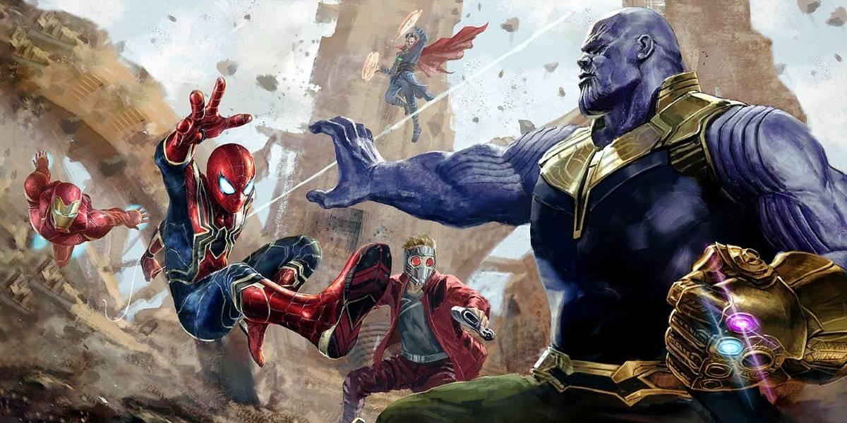 La escena más triste de Avengers: Infinity War fue obra de Robert Downey Jr.