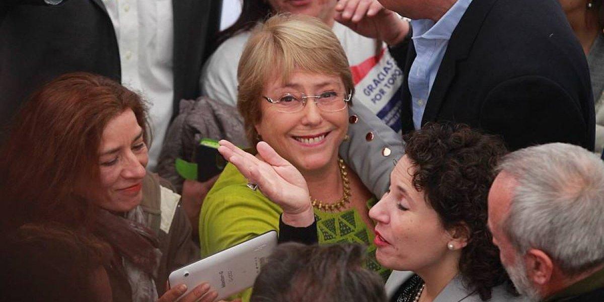 """Tras usar """"amigues"""" como lenguaje inclusivo: Bachelet reitera que no pretende volver a ser presidenta de Chile"""