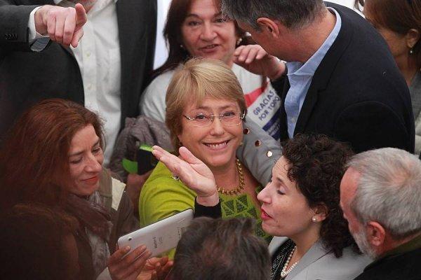 Michelle Bachelet dijo que no volverá a ser presidenta