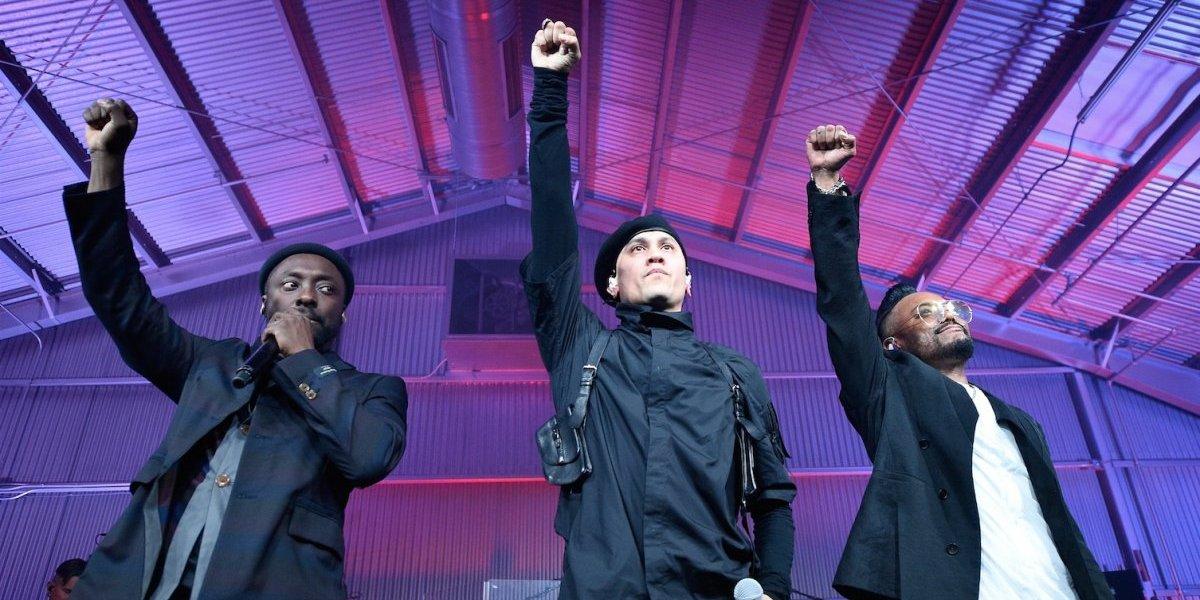 La nueva etapa de Black Eyed Peas, sin Fergie, trae crítica y activismo social