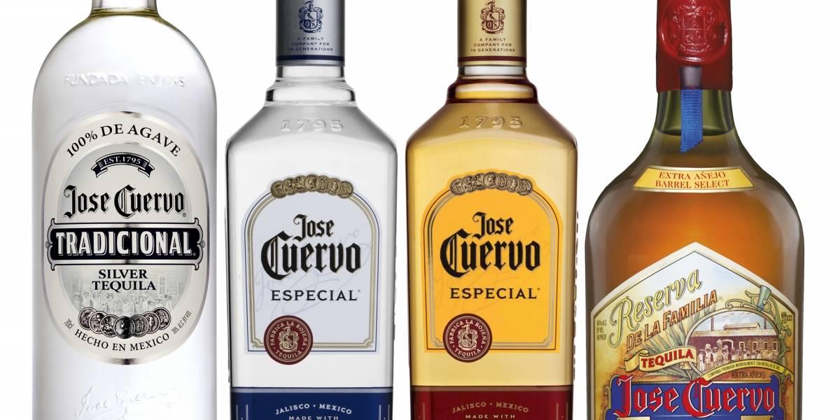 Tequila José Cuervo cierra el verano con nueva imagen
