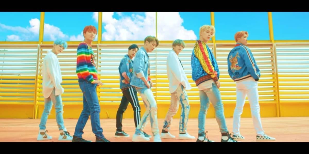 """K-pop: Grupo sul-coreano BTS bate recorde histórico com single """"DNA"""""""