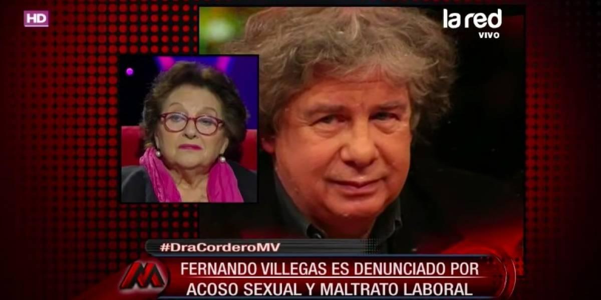 Dra. Cordero recordó episodio de acoso vivido con Fernando Villegas e hizo un lapidario diagnóstico sobre su personalidad