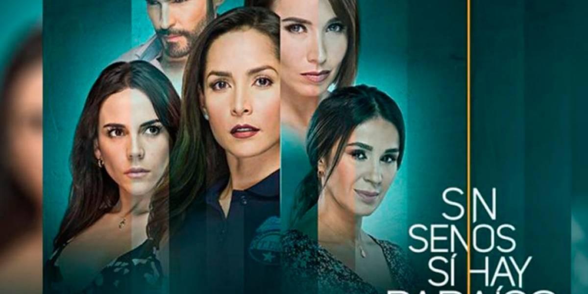 Actriz de 'Sin tetas sí hay paraíso' hizo spoiler en redes sin darse cuenta