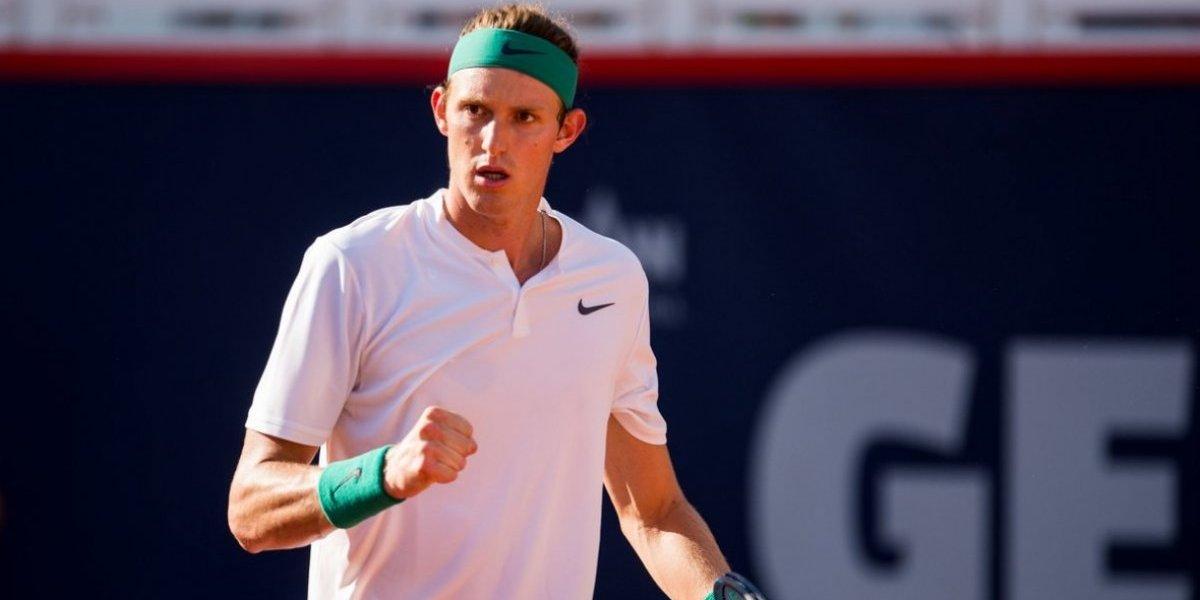 Nicolás Jarry se lució con un juego sólido para avanzar a semifinales del ATP 250 de Kitzbühel