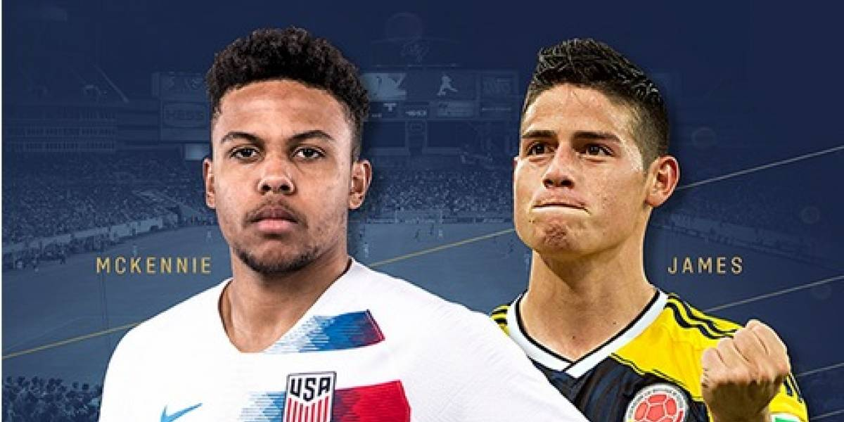 Confirmado amistoso entre Estados Unidos y Colombia para octubre