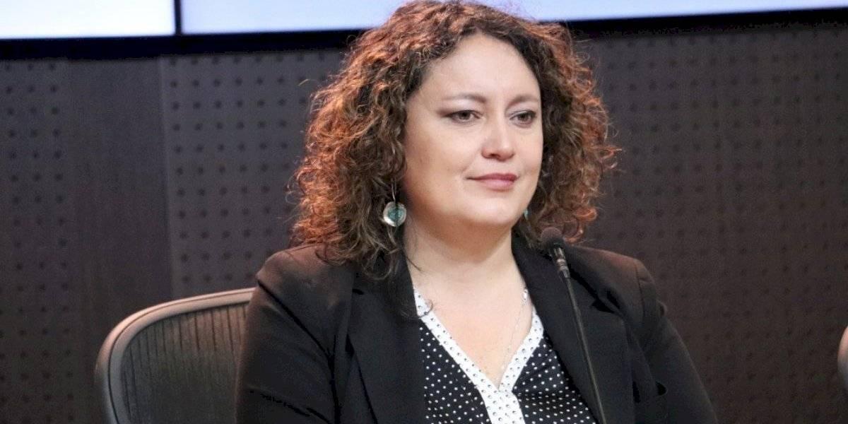 Dejó el micrófono abierto! Los madrazos que se le salieron a Angélica Lozano en plena sesión virtual del Senado