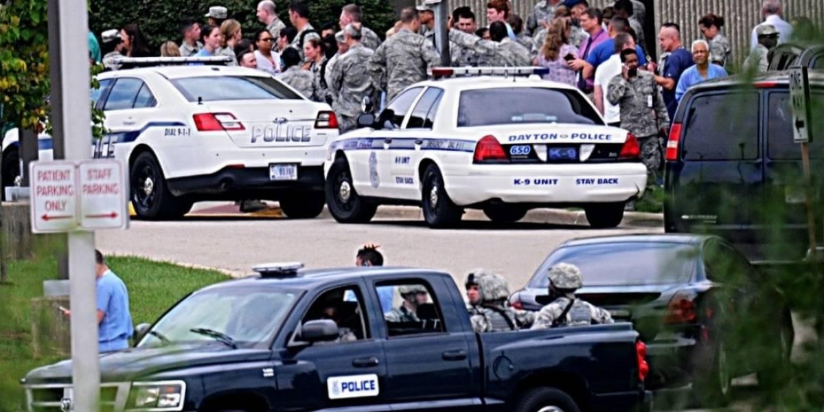 Se reporta tiroteo en base de la Fuerza Aérea en Ohio