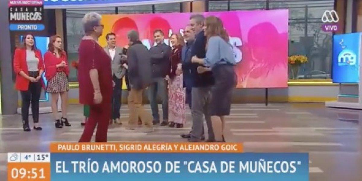 """Patricia Maldonado le respondió a Alejandro Goic tras su retirada de """"Mucho gusto"""""""