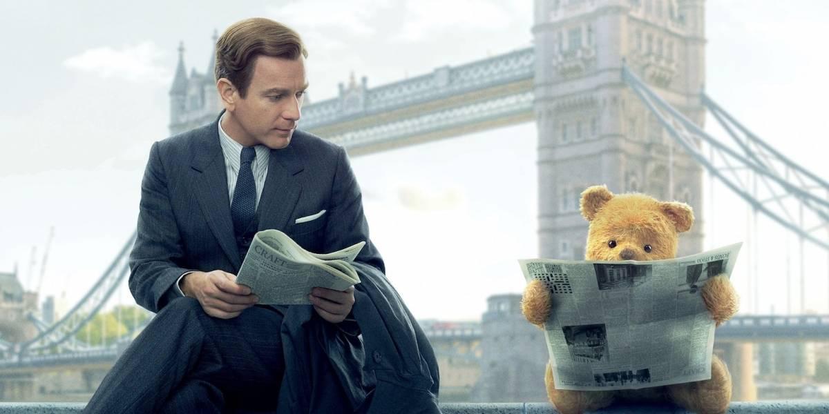 China veta la película de Winnie the Pooh