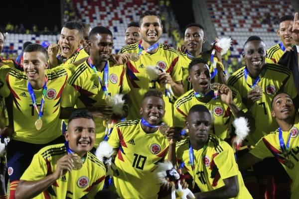 Figuras que dejaron los Centroamericanos para la Selección Colombia