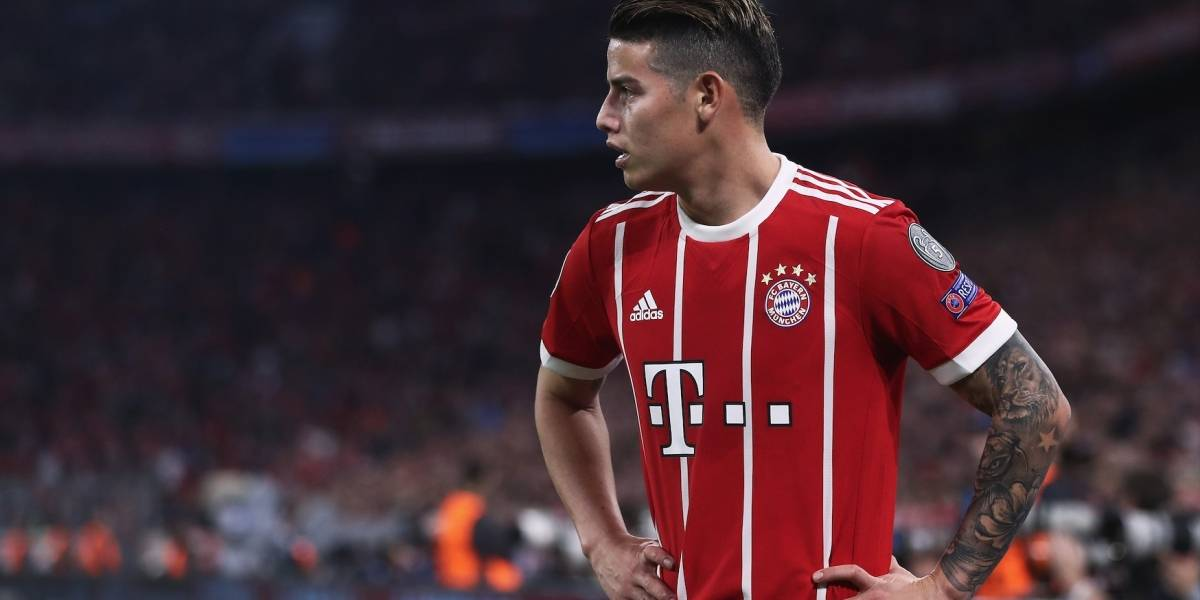 ¡No todo es bueno! James Rodríguez recibiría malas noticias por parte del Bayern Múnich