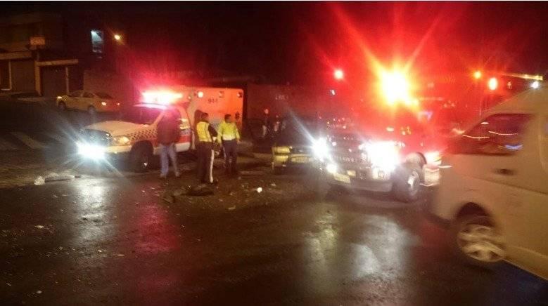 Cortesía Accidentes de tránsito al norte de Quito