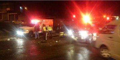 Accidentes de tránsito al norte de Quito