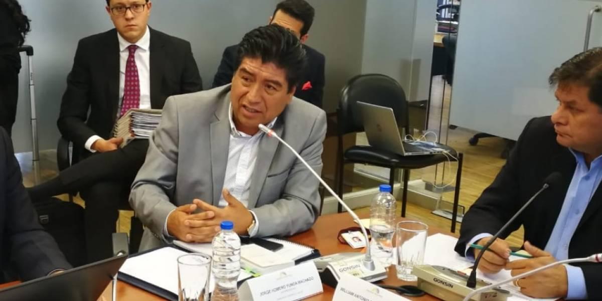 Se van conformando los 21 concejales que acompañarán a Jorge Yunda en la nueva Alcaldía