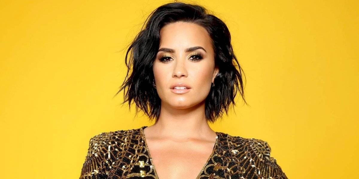 Demi Lovato fue bautizada en el Río Jordán y lo presume en redes sociales