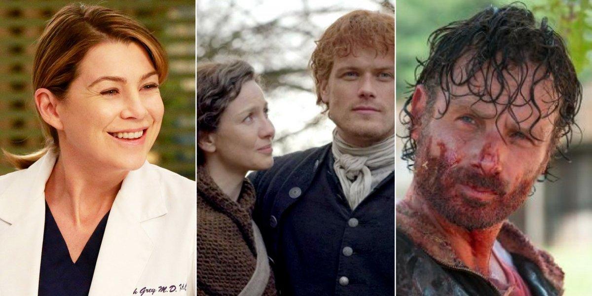 Cinco grandes notícias para os fãs de séries