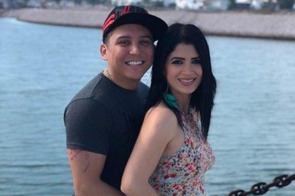Edwin Luna y Kim Flores