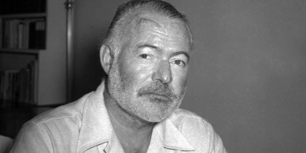 Cuento de Ernest Hemingway de 1956 se publica por primera vez