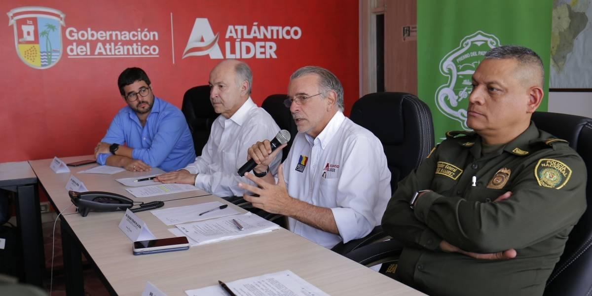 Se firma convenio que garantiza complejo carcelario para el Atlántico