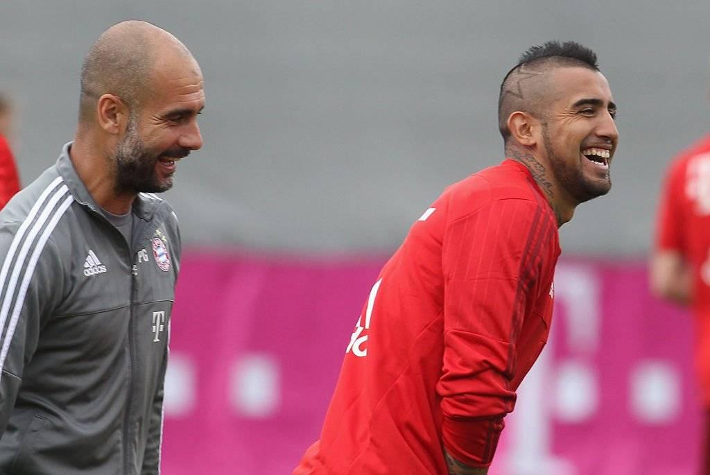 Vidal y Guardiola