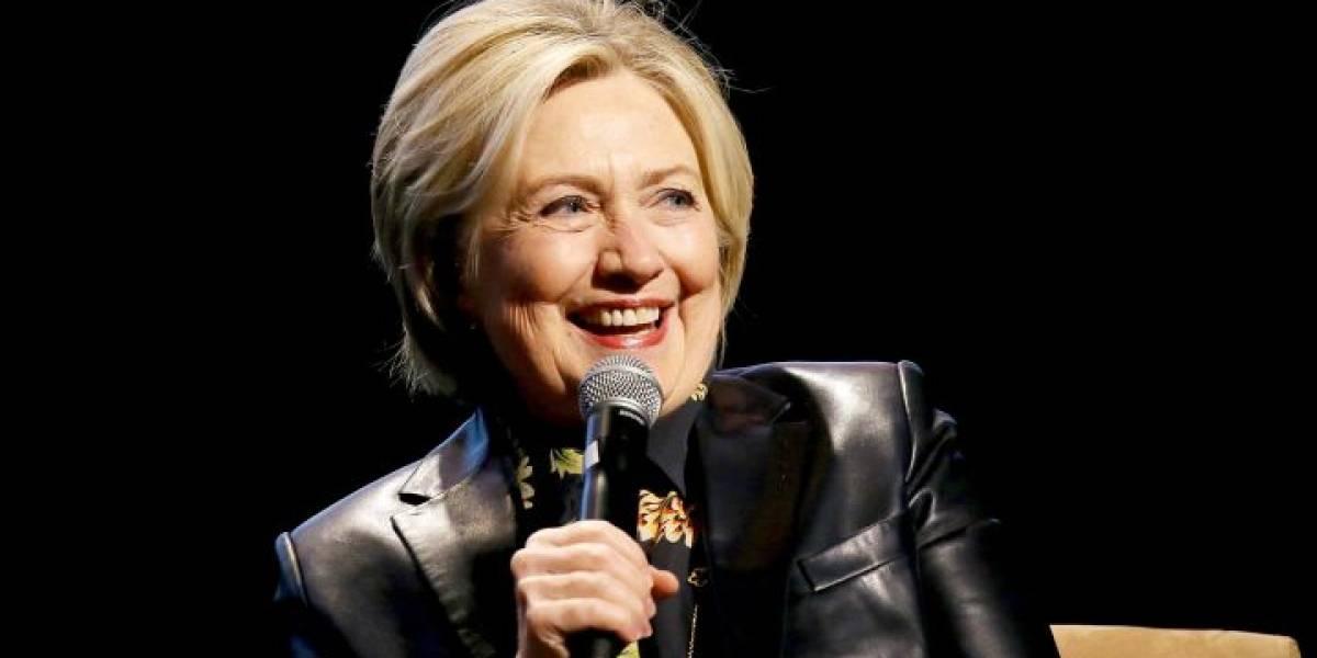 Hillary Clinton debutará como productora televisiva en proyecto de Steven Spielberg