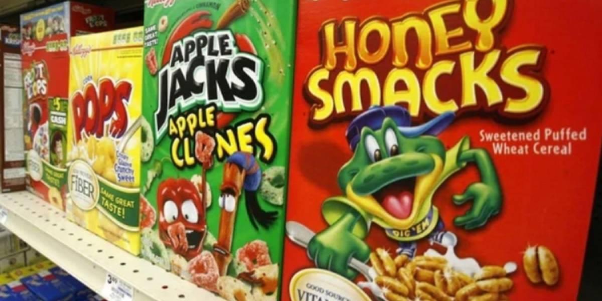 Retiran cereal Honey Smacks de Kellogg's por posible presencia de salmonela