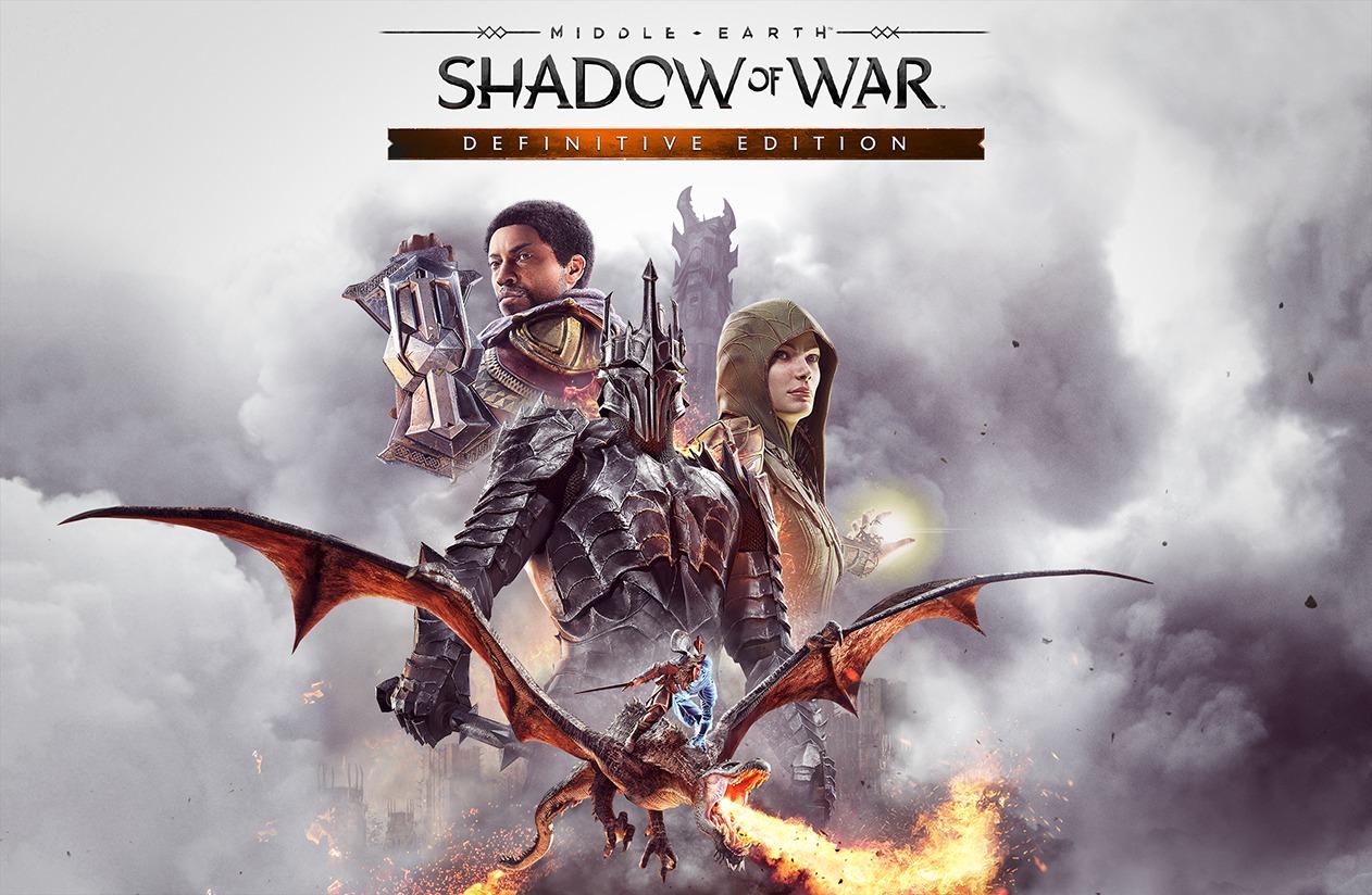 Middle-earth: Shadow of War DE