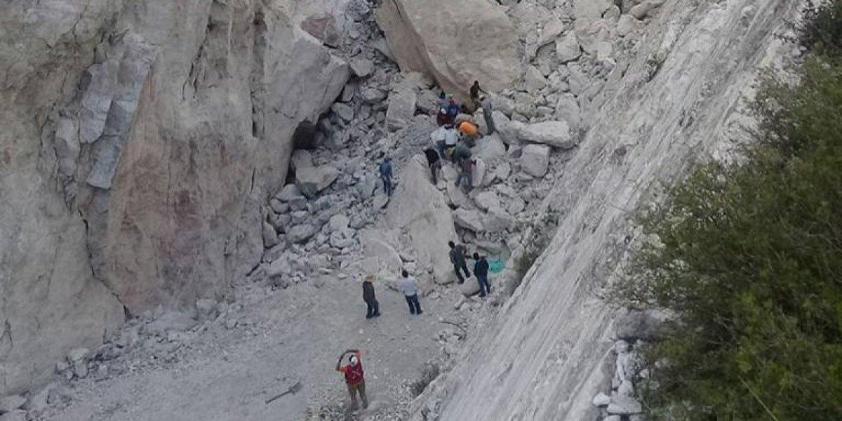 Al menos 4 muertos por derrumbe en mina de Hidalgo