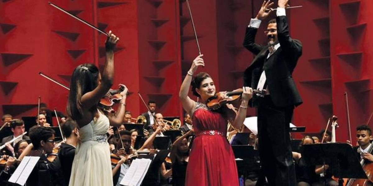 Orquesta Juvenil inició temporada de conciertos
