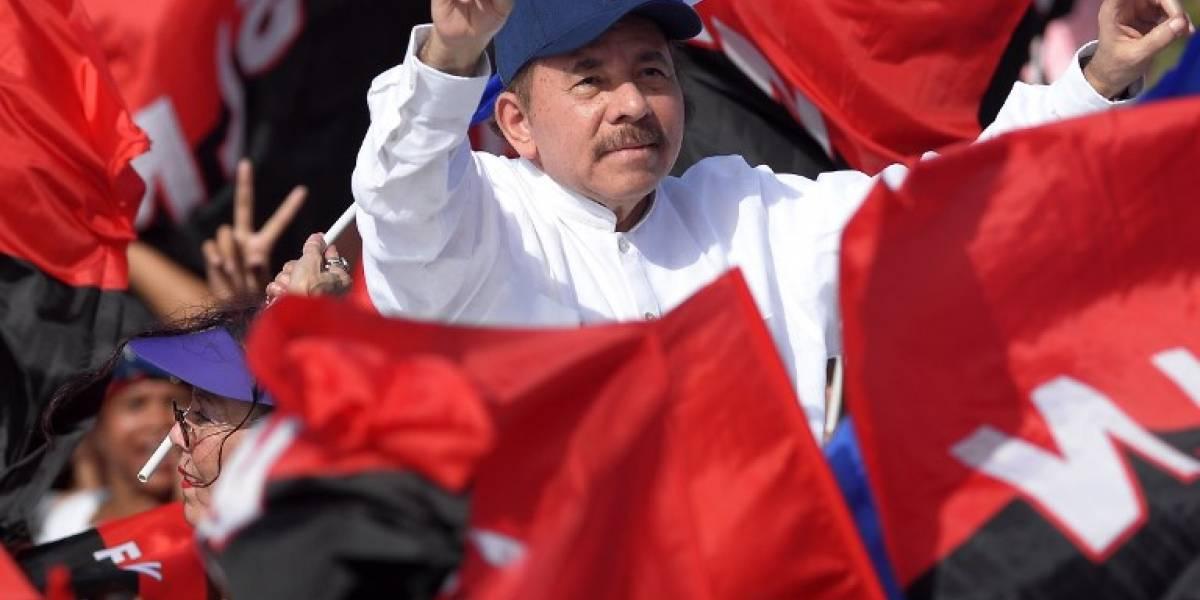 Ortega se impone con feroz represión y enfrentado a comunidad internacional
