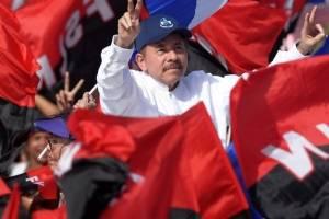 Daniel Ortega en Nicaragua