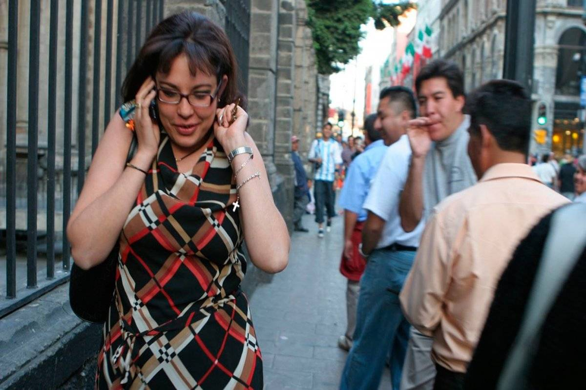 piropo mujer calle