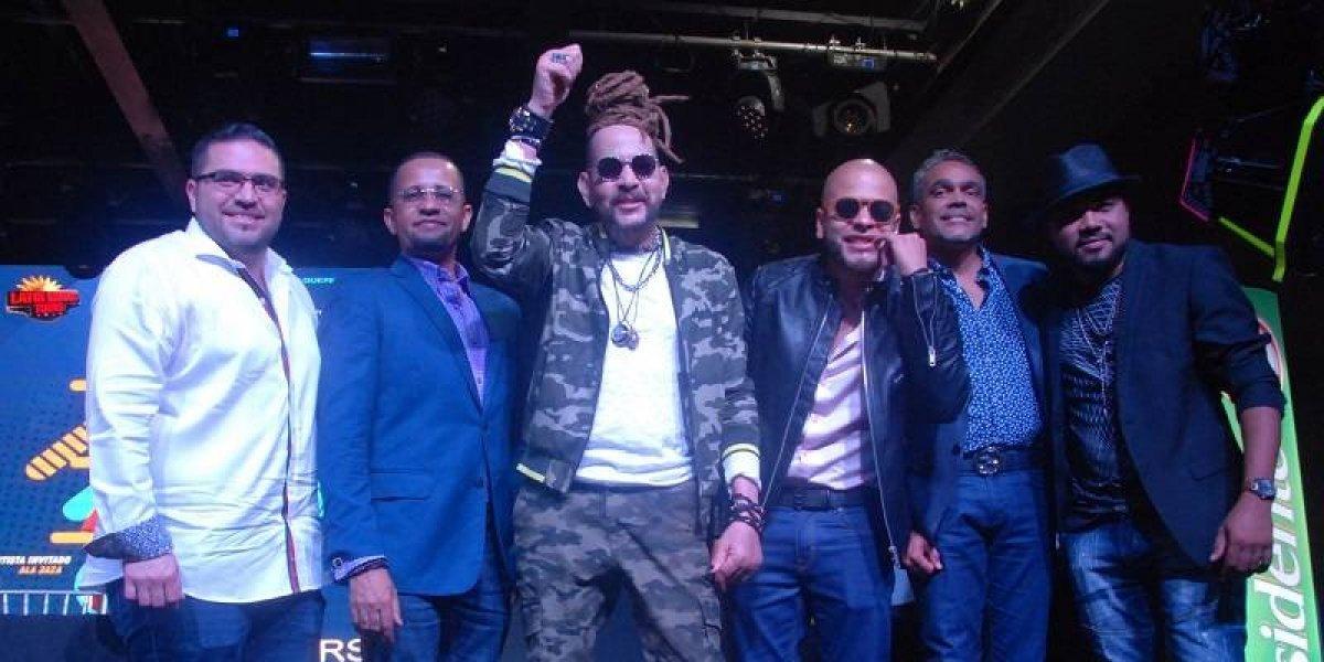 "Artistas listos para actuar en el ""Latin Music Tours 2018"""
