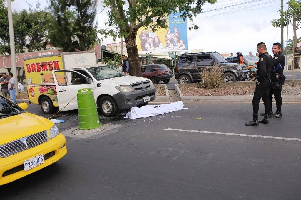 El 2 de agosto un repartidor murió baleado en el kilómetro 6 de la ruta al Atlántico. Foto: Publinews