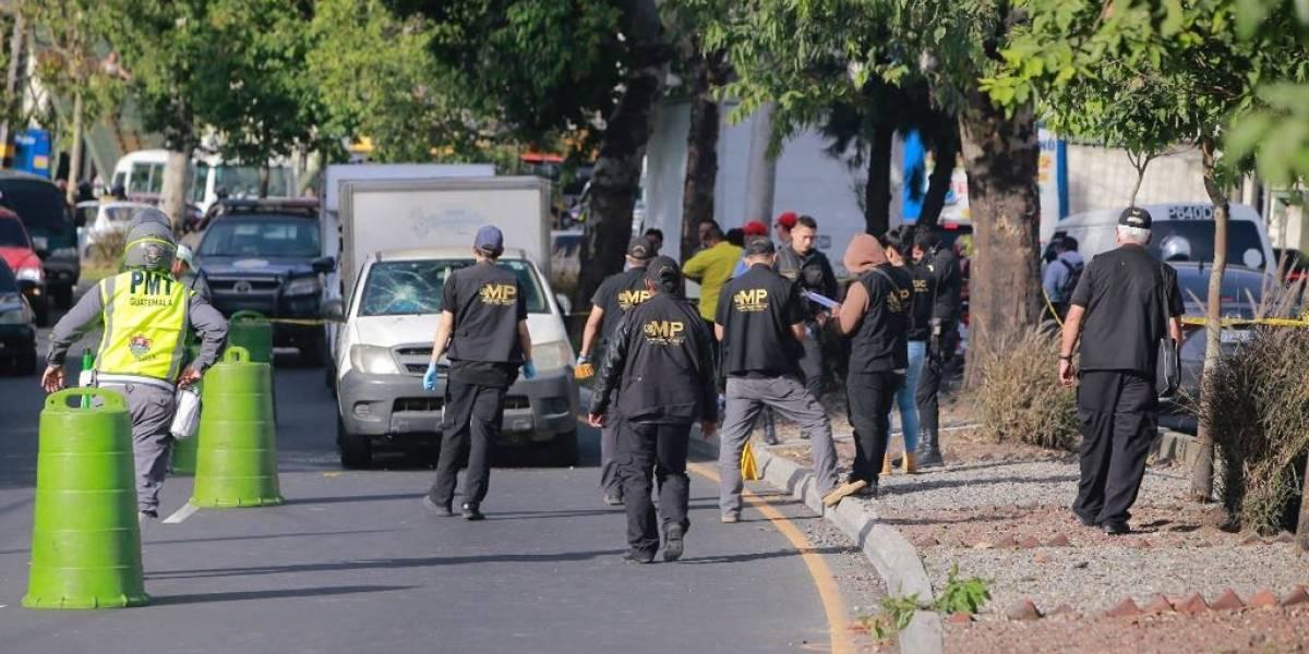 Sicarios atacan a repartidores de embutidos en la zona 18