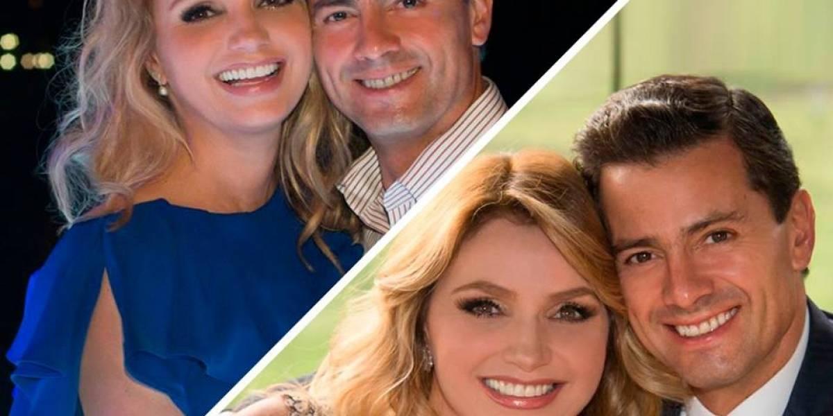 Peña Nieto felicita a su esposa Angélica Rivera por su cumpleaños 49