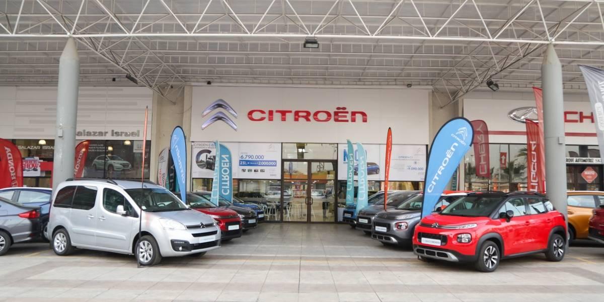 Salazar Israel se suma a la red de Citroën