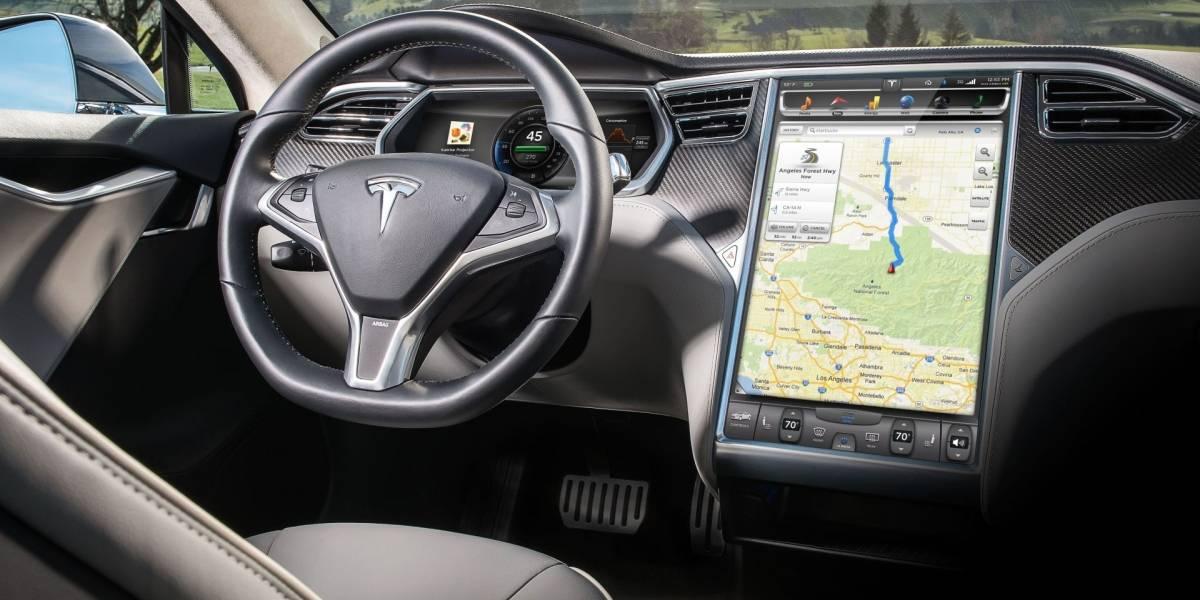 Tesla quiere usar un rayo láser para limpiar el parabrisas de tu coche