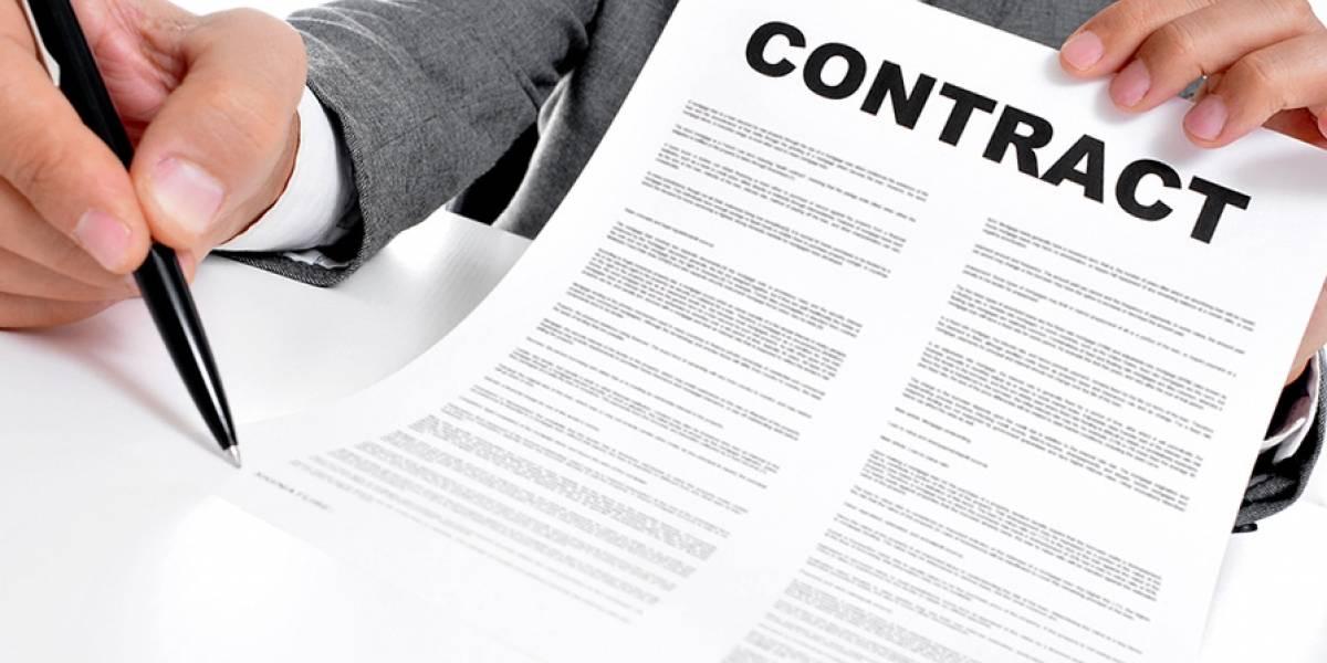 Esta página chilena te permite hacer contratos legales completamente gratis