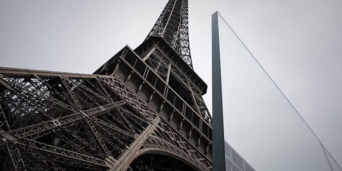 La Torre Eiffel, cerrada por segundo día consecutivo por huelga de trabajadores