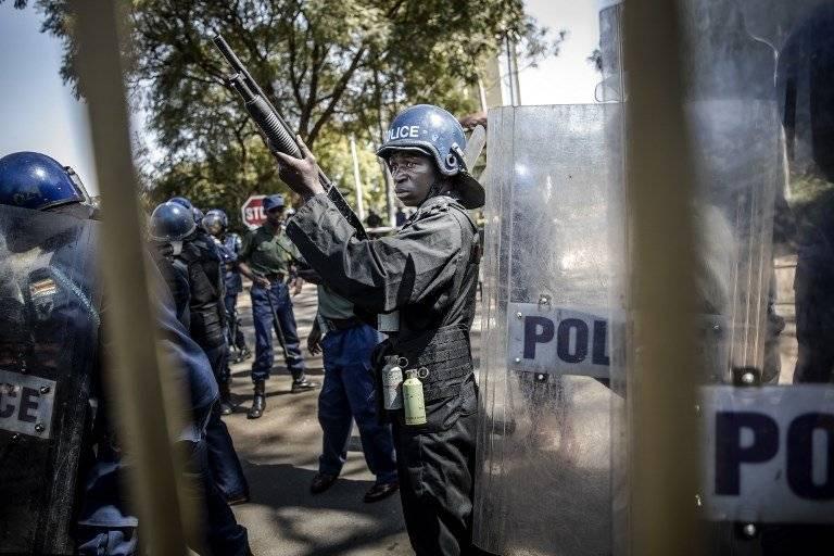 Ejército de Zimbabue